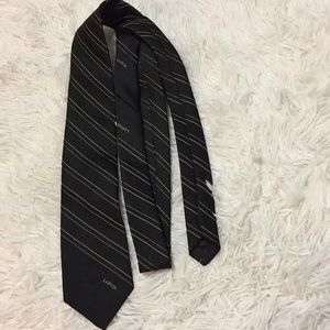 NWOT LANVIN PARIS MEN'S TIE